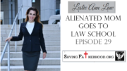 29 Alienated Mom goes to Law School